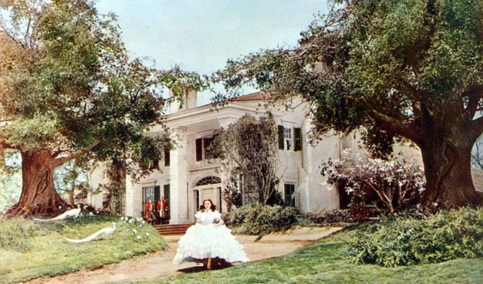 Peter Bonner has taken up the mantle of Saving Tara, the iconic facade from Gone With The Wind and the source of Scarlett's strength