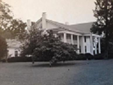 The Crawford-Talmadge House, home to Talmadge family that owns the Tara facade